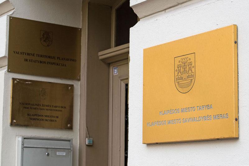 SISTEMA. Šiandien mūsų valstybėje vėl aktyviai diskutuojama dėl merų rinkimų sistemos. Irmanto SIDAREVIČIAUS nuotr.