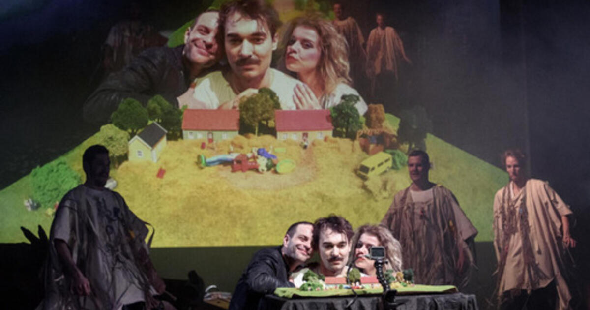 Teatras grįžta su premjera ir pilna festivalio programa