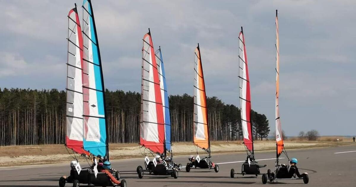 Lietuvos Respublikos vėjaračių čempionate – šiluma ir mažai vėjo