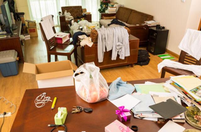 namų darbo krūvos kainos